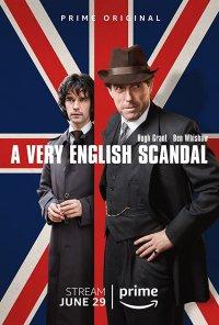 Poster da série A Very English Scandal (2018)