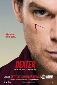 Poster da série Dexter (2006)