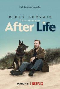 Poster da série After Life (2019)