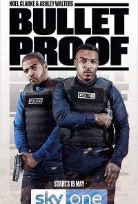 Poster da série Bulletproof (2018)