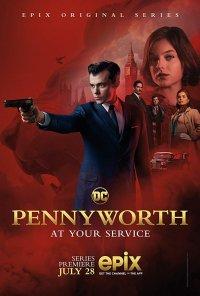 Poster da série Pennyworth (2019)
