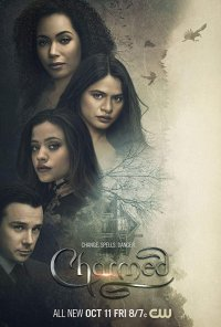 Poster da série Charmed (2018)