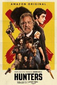 Poster da série Hunters (2020)