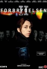 Poster da série The Killing: Crónica de um Assassinato / Forbrydelsen (2007)