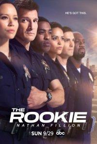 Poster da série The Rookie (2018)