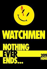 Poster da série Watchmen (2019)