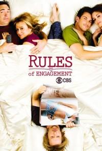 Poster da série Regras do Jogo / Rules of Engagement (2007)