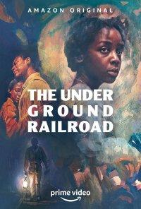Poster da série A Estrada Subterrânea / The Underground Railroad (2021)
