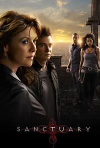 Poster da série Sanctuary (2007)