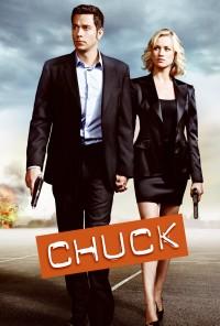 Poster da série Chuck (2007)