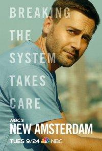 Poster da série New Amsterdam (2018)