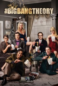Poster da série A Teoria do Big Bang / The Big Bang Theory (2007)