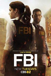 Poster da série FBI (2018)