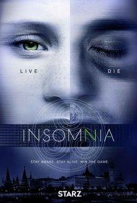 Poster da série Insomnia (2018)