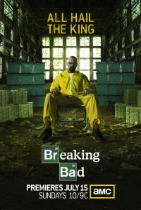 Poster da série Ruptura Total / Breaking Bad (2008)