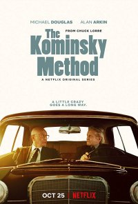 Poster da série O Método Kominsky / The Kominsky Method (2018)