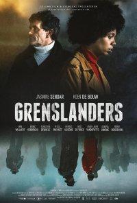 Poster da série Terra Alagada / Grenslanders (2019)