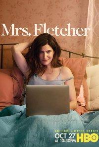 Poster da série Mrs. Fletcher (2019)