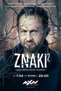 Poster da série Signs / Znaki (2018)