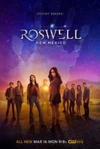 Poster da série Roswell, New Mexico (2019)