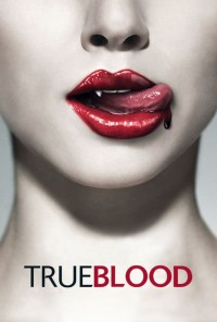 Poster da série Sangue Fresco / True Blood (2008)