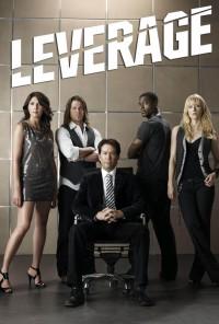 Poster da série Jogo de Audazes / Leverage (2008)