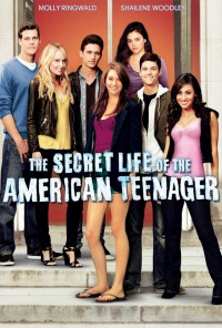 Poster da série A Vida Secreta de Uma Teenager Americana / The Secret Life of the American Teenager (2008)