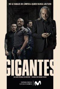 Poster da série Gigantes (2018)