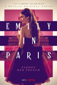 Poster da série Emily in Paris (2020)