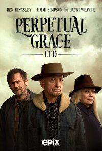 Poster da série Perpetual Grace LTD (2019)