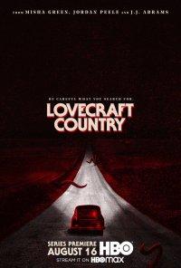 Poster da série Lovecraft Country (2020)