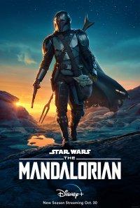 Poster da série The Mandalorian (2019)