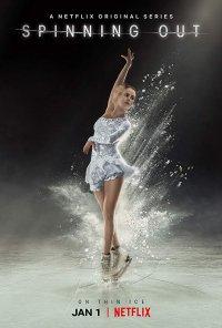 Poster da série Enfrentar o Gelo / Spinning Out (2020)