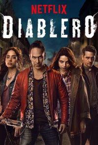 Poster da série Caçador de Demónios / Diablero (2018)