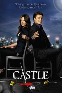 Poster da série Castle (2009)