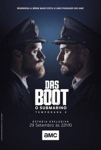 Poster da série Das Boot: O Submarino / Das Boot (2018)