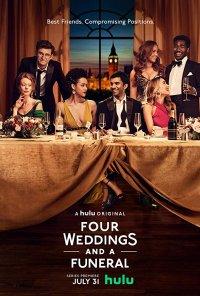 Poster da série Quatro Casamentos e Um Funeral / Four Weddings and a Funeral (2019)