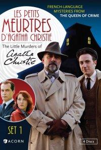 Poster da série Os Pequenos Assassinatos de Agatha Christie / Les petits meurtres d'Agatha Christie (2009)