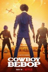 Poster da série Cowboy Bebop (2021)