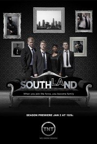 Poster da série Southland (2009)