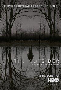 Poster da série The Outsider (2020)