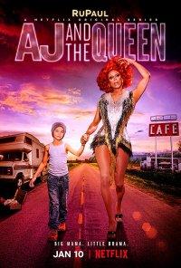 Poster da série AJ and the Queen (2019)