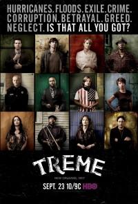 Poster da série Treme (2010)