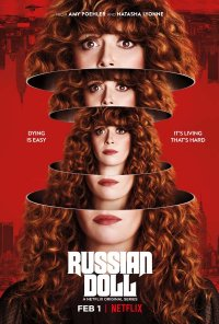 Poster da série Russian Doll (2019)