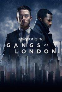 Poster da série Gangs of London (2020)