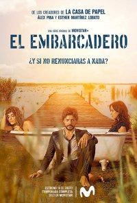 Poster da série O Cais / El Embarcadero (2019)