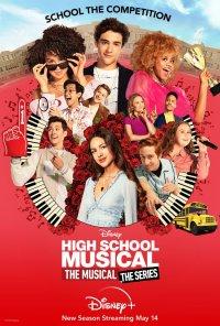 Poster da série High School Musical: O Musical: A Série / High School Musical: The Musical: The Series (2019)