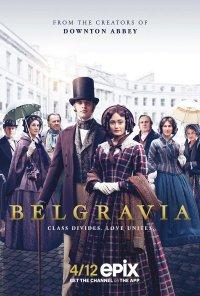 Poster da série Belgravia (2020)