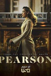 Poster da série Suits: Jessica Pearson / Pearson (2019)