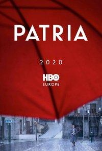 Poster da série Pátria / Patria (2020)